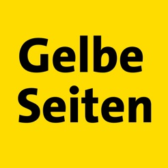Gelbe Seiten - Branchenbuch