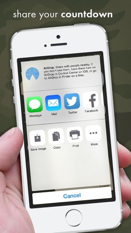 Soldier Countdown screenshot-3