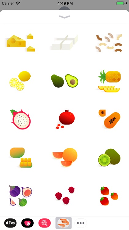 Foodstuffs Sticker screenshot-4