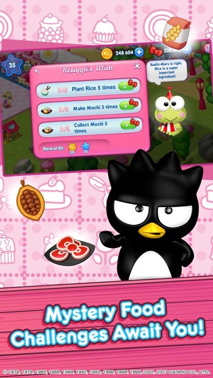 Hello Kitty Food Town screenshot-4