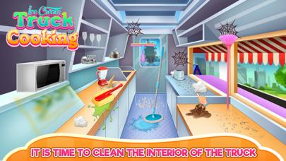 Ice Cream Truck Cleaning screenshot three