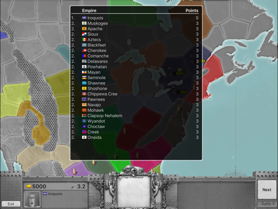 Age of Conquest: North Americaのおすすめ画像3