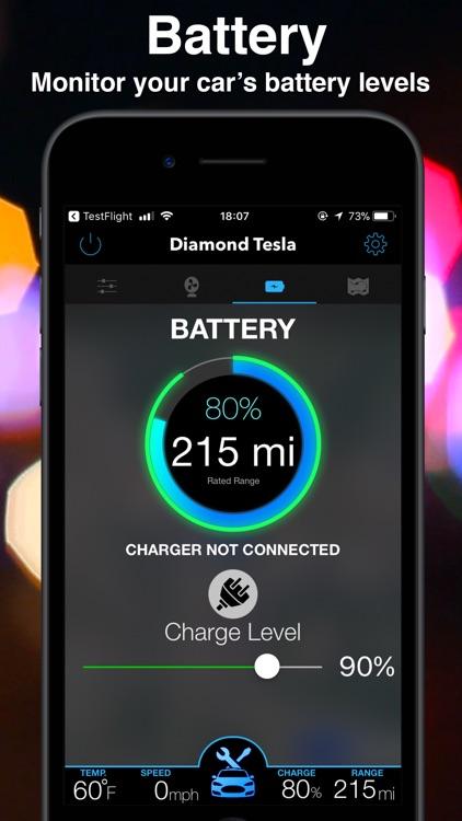Toolbox - Remote For Tesla screenshot-4