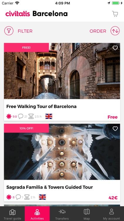 Barcelona Guide Civitatis.com