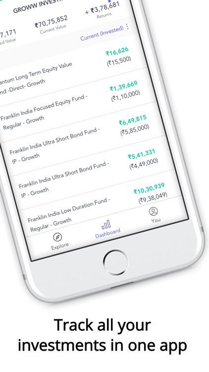 Groww - Mutual Funds App screenshot-4