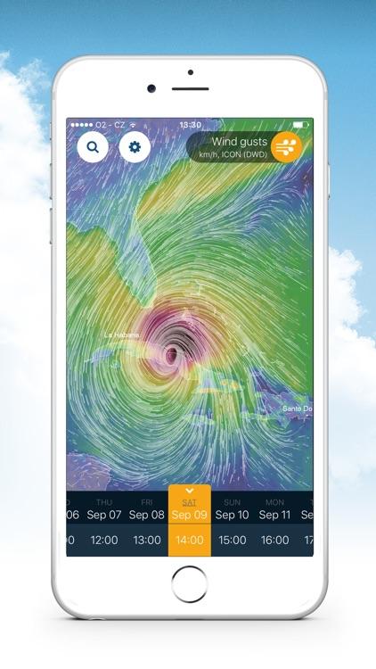 Ventusky App Iphone