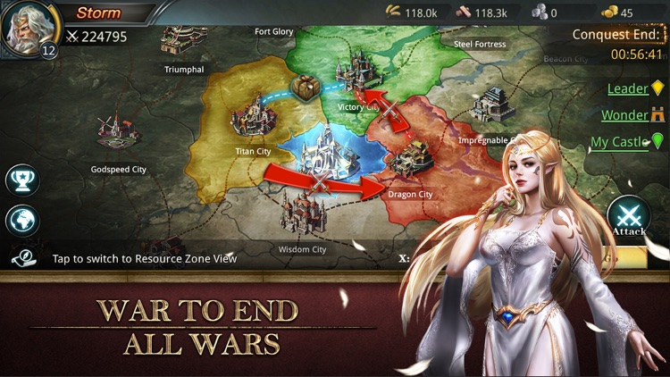 Lords of Conquest screenshot-4