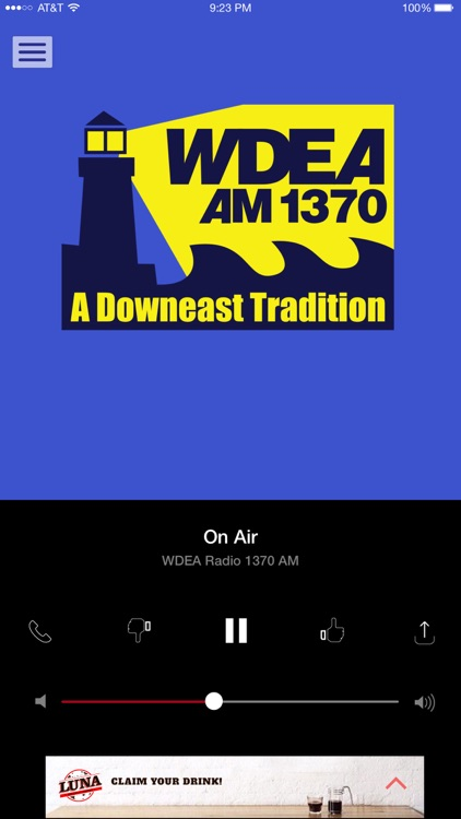 WDEA AM 1370 screenshot-2
