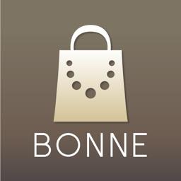 バイヤー厳選お買い物アプリBONNE(ボンヌ)