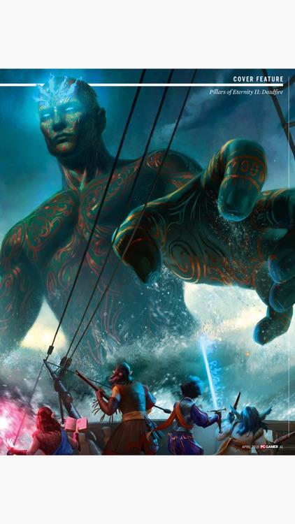 PC Gamer (US): the world's No.1 PC gaming magazine screenshot-3