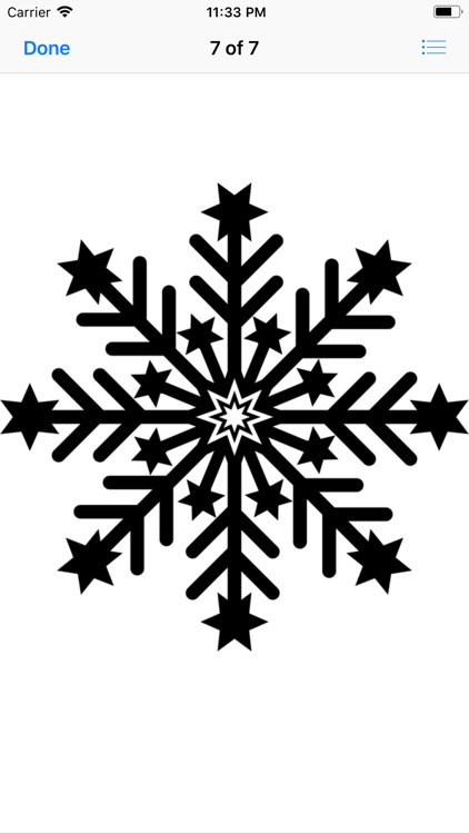 Snowflake Sticker Pack screenshot-9