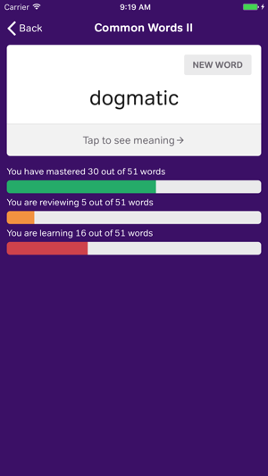 Gre Vocabulary Flashcards On The App Store