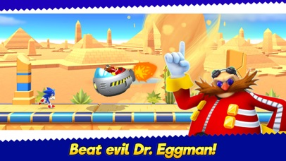 Sonic Runners Adventure app image