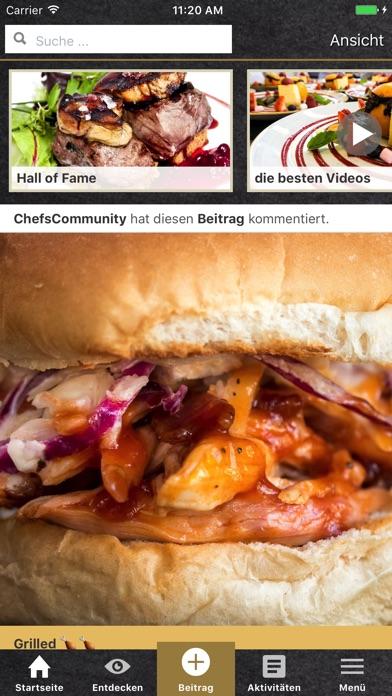 ChefsCommunityScreenshot von 1