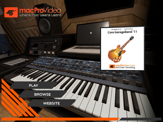 Course For Garageband '11 101 | App Price Drops