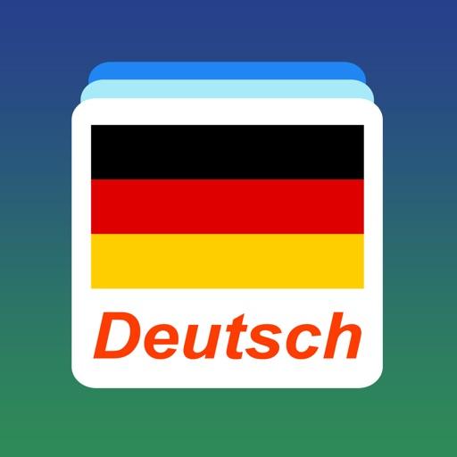 德語單詞卡-學習德語每日常用基礎詞彙教程
