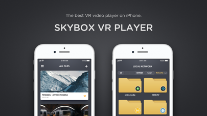 SKYBOX VR Video Playerのおすすめ画像2