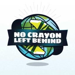No Crayon Left Behind