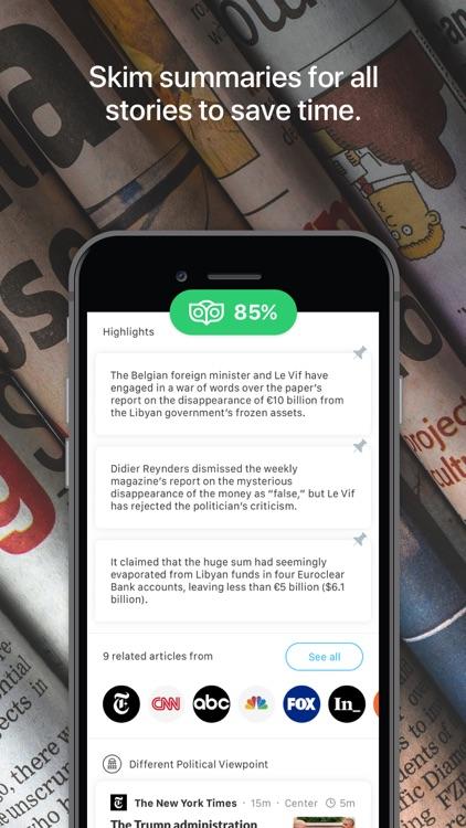 OwlFactor News Evaluator screenshot-3