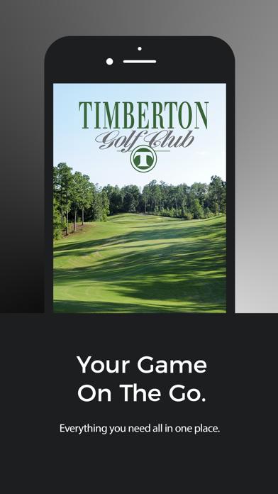 Timberton Golf Club screenshot 1