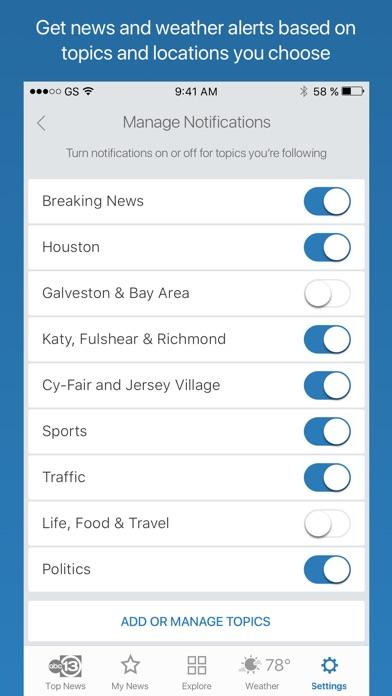 ABC13 Houston iPhone