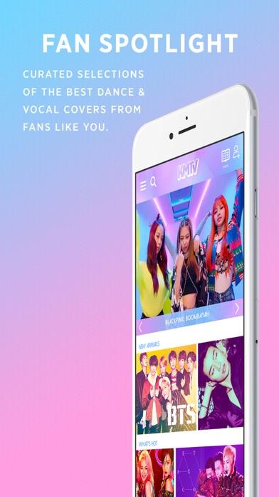 KMTV - Watch K-Pop screenshot two