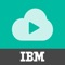 Get the official IBM Cloud Video for Enterprise app to watch live streams and videos shared by your team