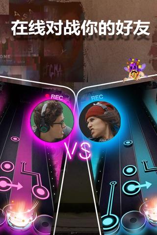 Beat Fever: Music Rhythm Game screenshot 2
