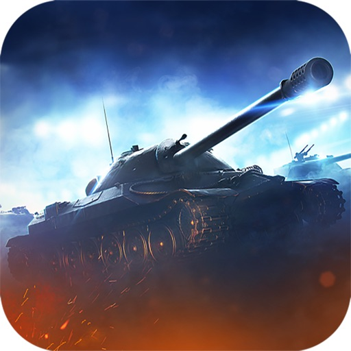 Clash of Tank Ace - Tank Games iOS App