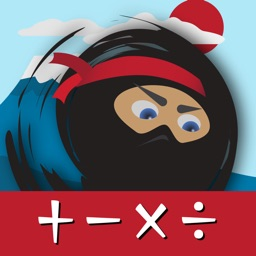 Math Facts Ninja - Math Games