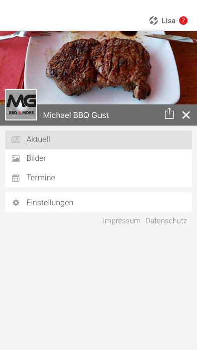 Michael BBQ Gust screenshot 2