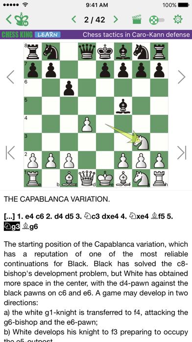 点击获取Chess Tactics. Caro-Kann Def.