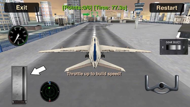 Flight Simulator: City Air-port