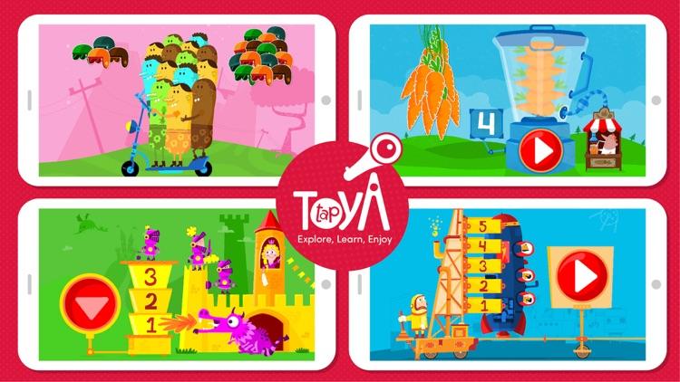 123 Learning: Games for jr kids - Educational apps screenshot-4