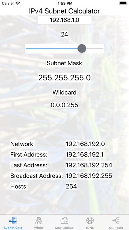 NetBud : Network Tools