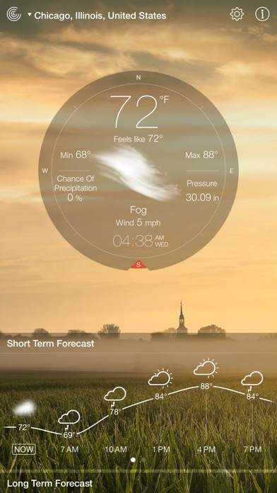 download Weather Live゜
