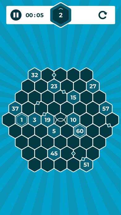 Number Mazes: Rikudo Puzzlesのおすすめ画像3