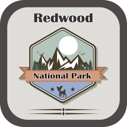 National Park In Redwood