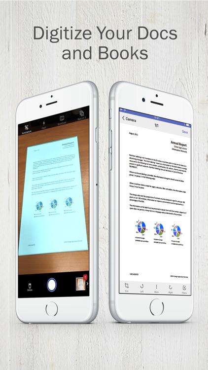 FineScanner PDF Scanner + OCR screenshot-0