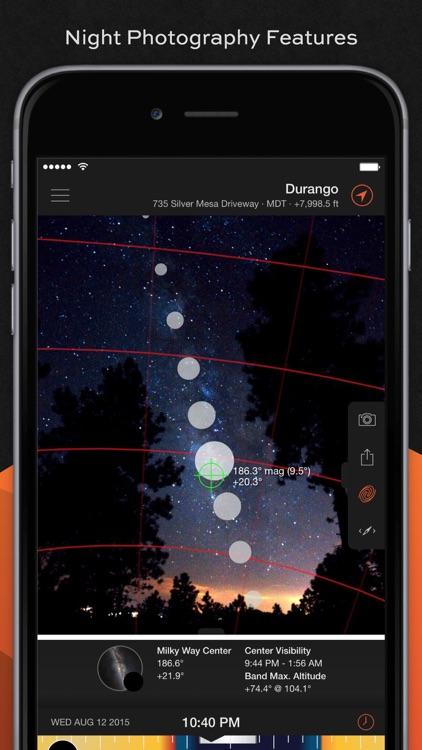 Sun Surveyor (Sun & Moon) screenshot-3