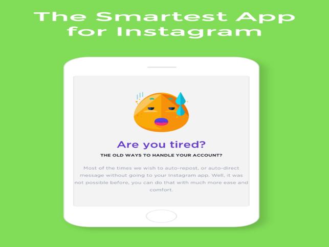 Autogram - Tool for Instagram Screenshot