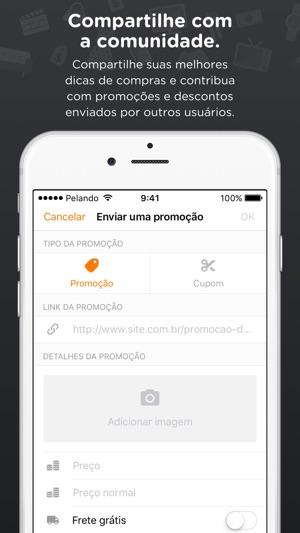 Pelando  Promoções e Cupons na App Store c819270aa4