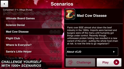 Screenshot for Plague Inc. in South Africa App Store
