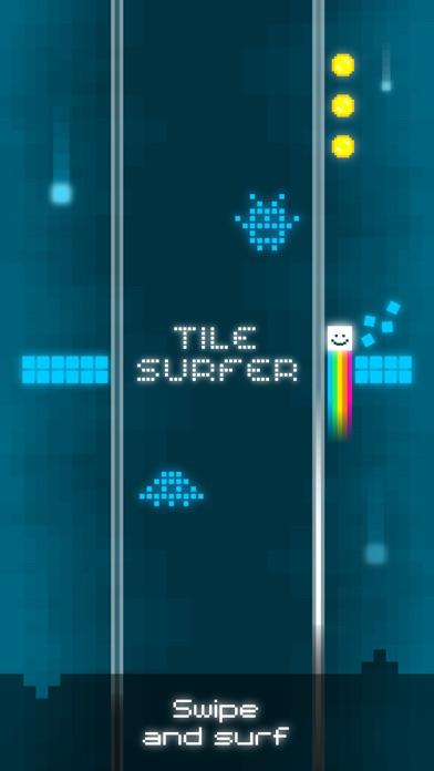 Tile Surfer (No Ads) screenshot one