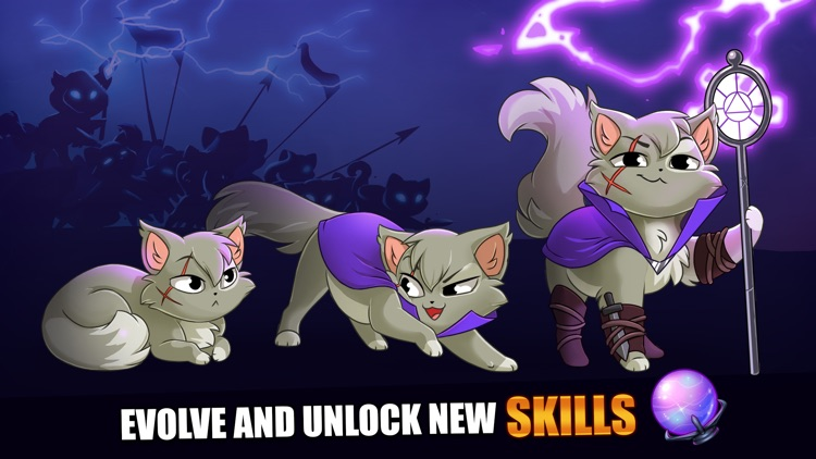Castle Cats: Epic Story Quests
