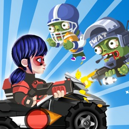 Ladybug Vs Cat Noir Miraculous Ladybug Racing Game