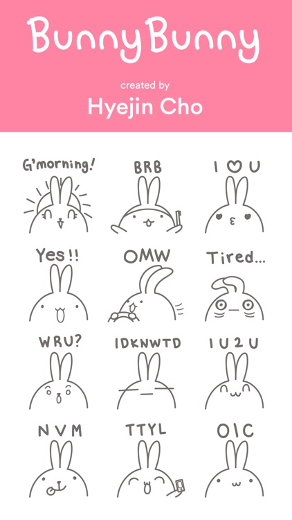 BunnyBunny-talking bunny
