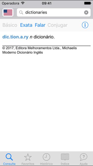 Dicionário Michaelis Inglêsのおすすめ画像2