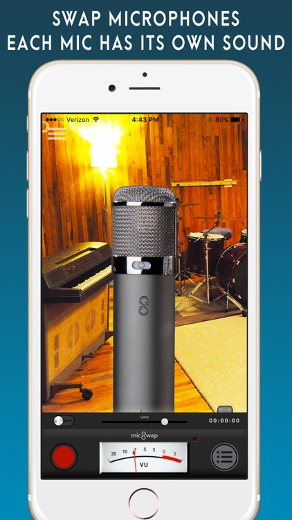 MicSwap Pro: Mic Emulator screenshot-0