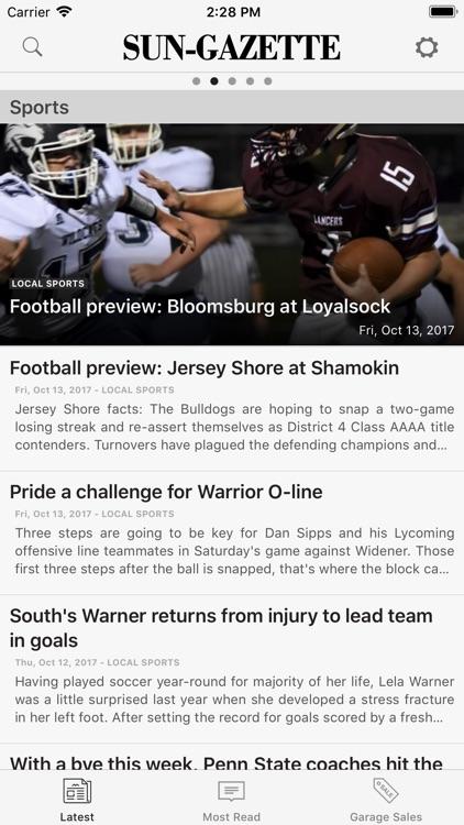 Williamsport Sun-Gazette
